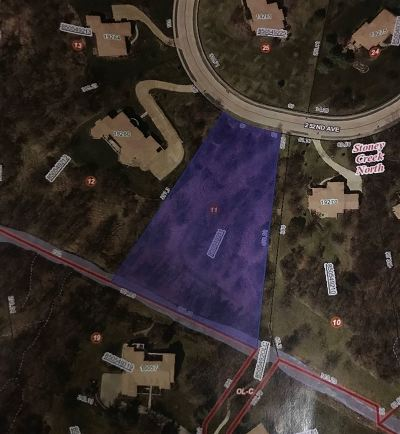bettendorf Residential Lots & Land For Sale: Lot 11 252nd