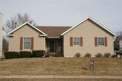 Davenport IA Single Family Home For Sale: $240,000