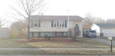 Davenport IA Single Family Home For Sale: $119,900