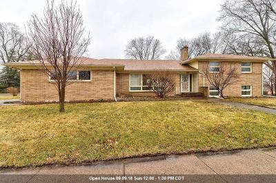 Bettendorf Single Family Home For Sale: 928 19th