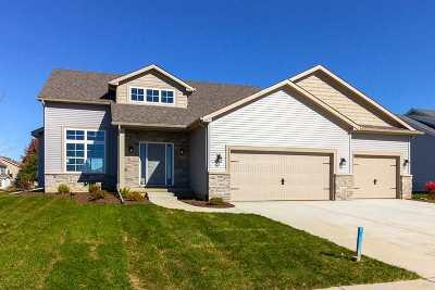 Eldridge Single Family Home For Sale: 232 W Torrey Pines Drive