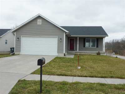 Davenport Single Family Home For Sale: 3706 W 46th