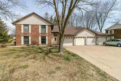 Bettendorf Condo/Townhouse For Sale: 4187 Mallard