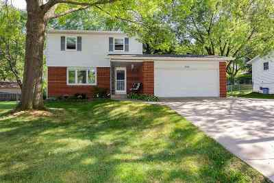 Davenport IA Single Family Home For Sale: $181,500