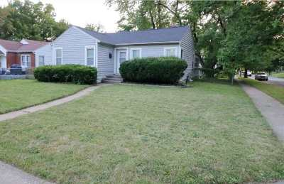 Davenport IA Single Family Home For Sale: $81,500