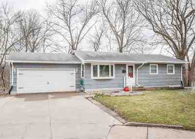 Davenport IA Single Family Home For Sale: $112,900