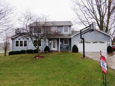 Eldridge Single Family Home For Sale: 20833 271st St Pl