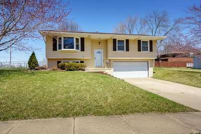 Bettendorf Single Family Home For Sale: 4077 Tanglefoot