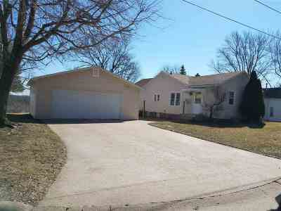 Single Family Home For Sale: 3313 Garfield