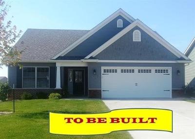 Bettendorf Condo/Townhouse For Sale: Lot 2 Danielle