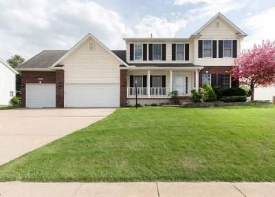 Bettendorf Single Family Home For Sale: 2673 Heather Glen Circle