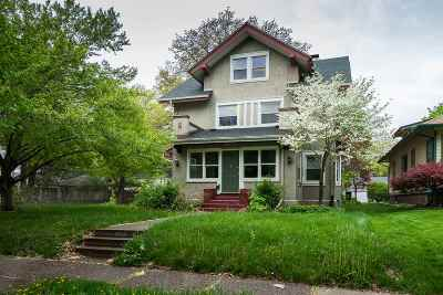 Davenport IA Single Family Home For Sale: $189,900