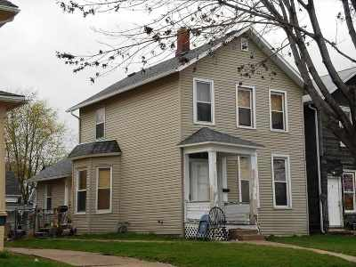 Davenport IA Single Family Home For Sale: $24,900