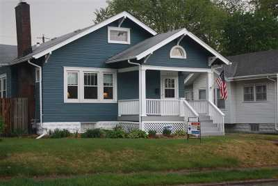 Davenport IA Single Family Home For Sale: $125,000