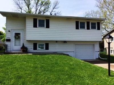 Davenport IA Single Family Home For Sale: $148,000