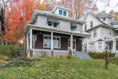 Davenport IA Single Family Home For Sale: $86,900