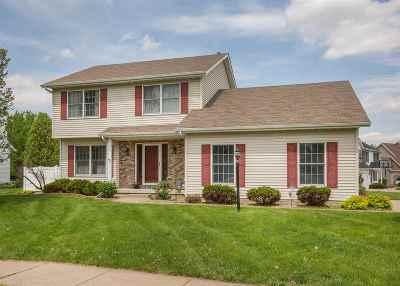 Davenport IA Single Family Home For Sale: $229,000