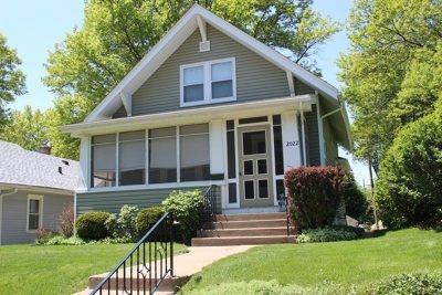 Davenport IA Single Family Home For Sale: $119,000