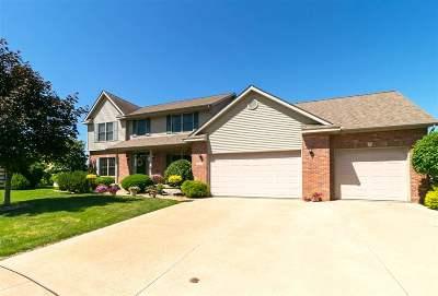 Davenport IA Single Family Home For Sale: $389,900