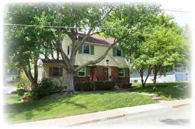 Davenport IA Single Family Home For Sale: $150,000
