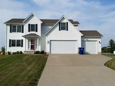 Davenport IA Single Family Home For Sale: $289,000