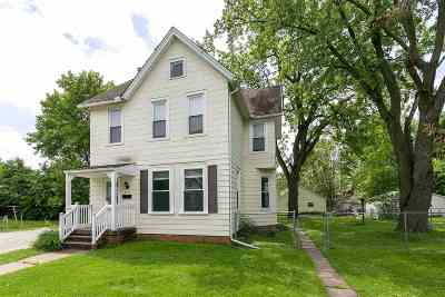 Davenport Single Family Home For Sale: 1315 W 14th