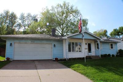 Davenport Single Family Home For Sale: 2850 Pacific