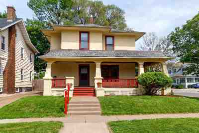Davenport Single Family Home For Sale: 2601 Pershing