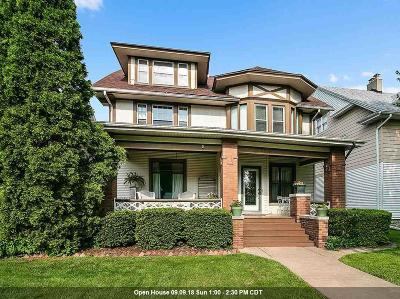 Davenport IA Single Family Home For Sale: $249,900