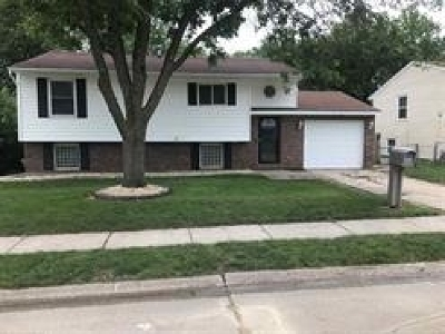 Davenport IA Single Family Home For Sale: $134,900
