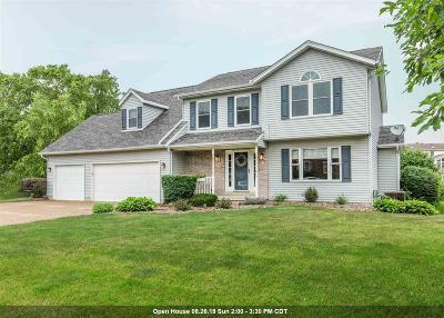 Davenport Single Family Home For Sale: 2838 E 43rd