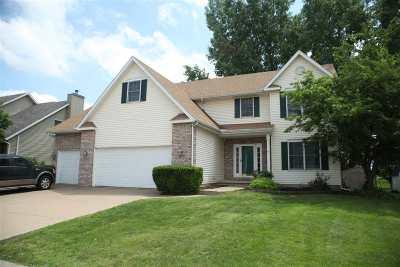 Davenport Single Family Home For Sale: 5235 Shawnee