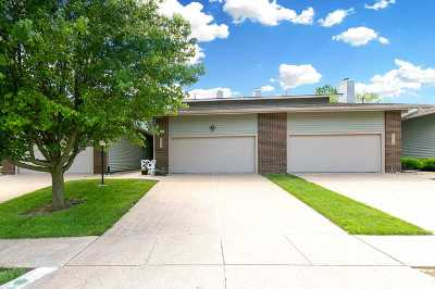 Bettendorf Condo/Townhouse For Sale: 4508 Bunker Hill