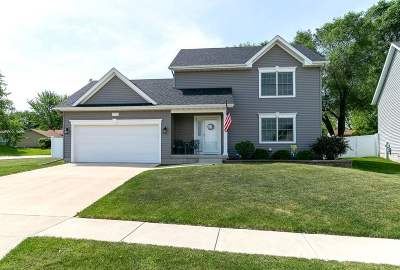 Davenport Single Family Home For Sale: 1901 W 56th