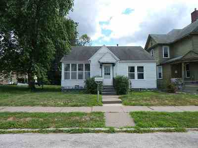 Davenport Single Family Home For Sale: 2011 W 6th