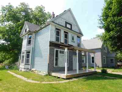 Davenport Single Family Home For Sale: 1218 Brown