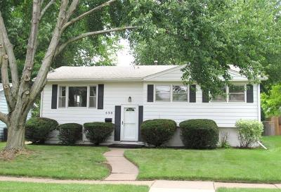 Bettendorf Single Family Home For Sale: 530 6th