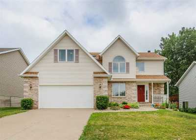 Davenport Single Family Home For Sale: 6201 Hillandale