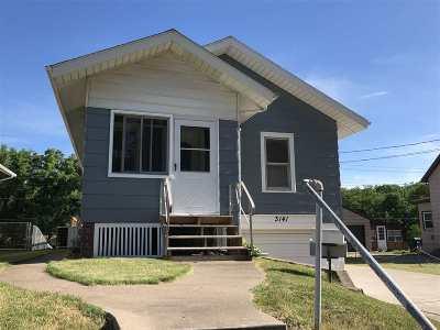 Davenport Single Family Home For Sale: 3141 Telegraph