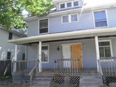 Davenport Multi Family Home For Sale: 1813-1815 Grand