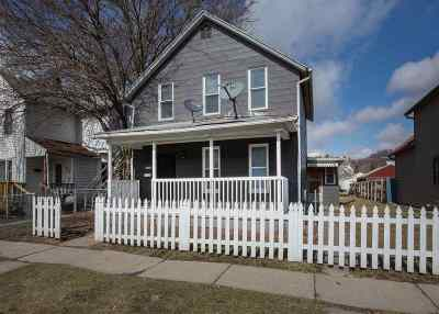 Davenport Single Family Home For Sale: 1824 W 6th