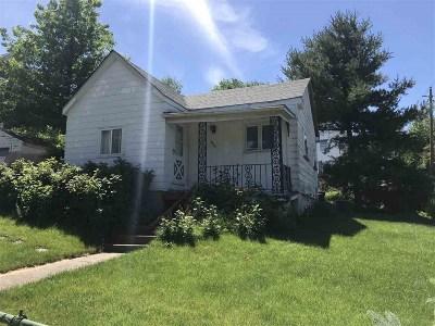 Davenport Single Family Home For Sale: 928 Farnam