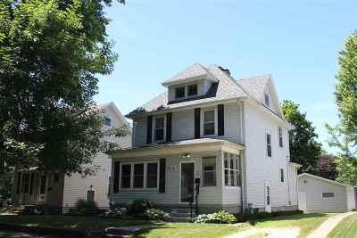 Davenport Single Family Home For Sale: 2318 Western