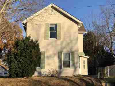 Davenport Single Family Home For Sale: 2307 Farnam