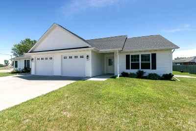 Davenport Condo/Townhouse For Sale: 3707 W 46th