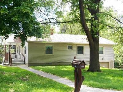 Davenport Single Family Home For Sale: 2333 W 43rd