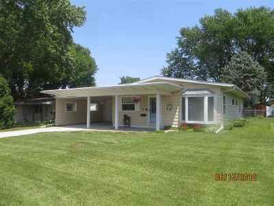 Davenport Single Family Home For Sale: 2827 Washington