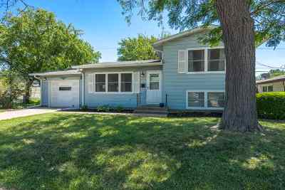 Davenport IA Single Family Home For Sale: $136,789