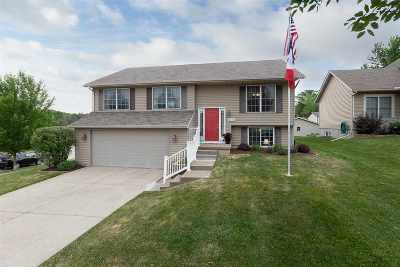 Davenport IA Single Family Home For Sale: $207,900