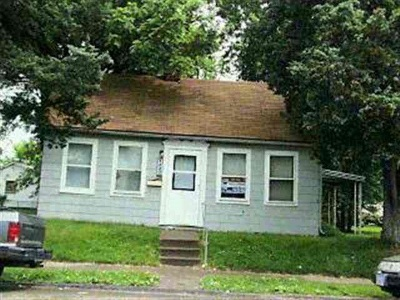 Davenport Single Family Home For Sale: 1322 W 13th Street